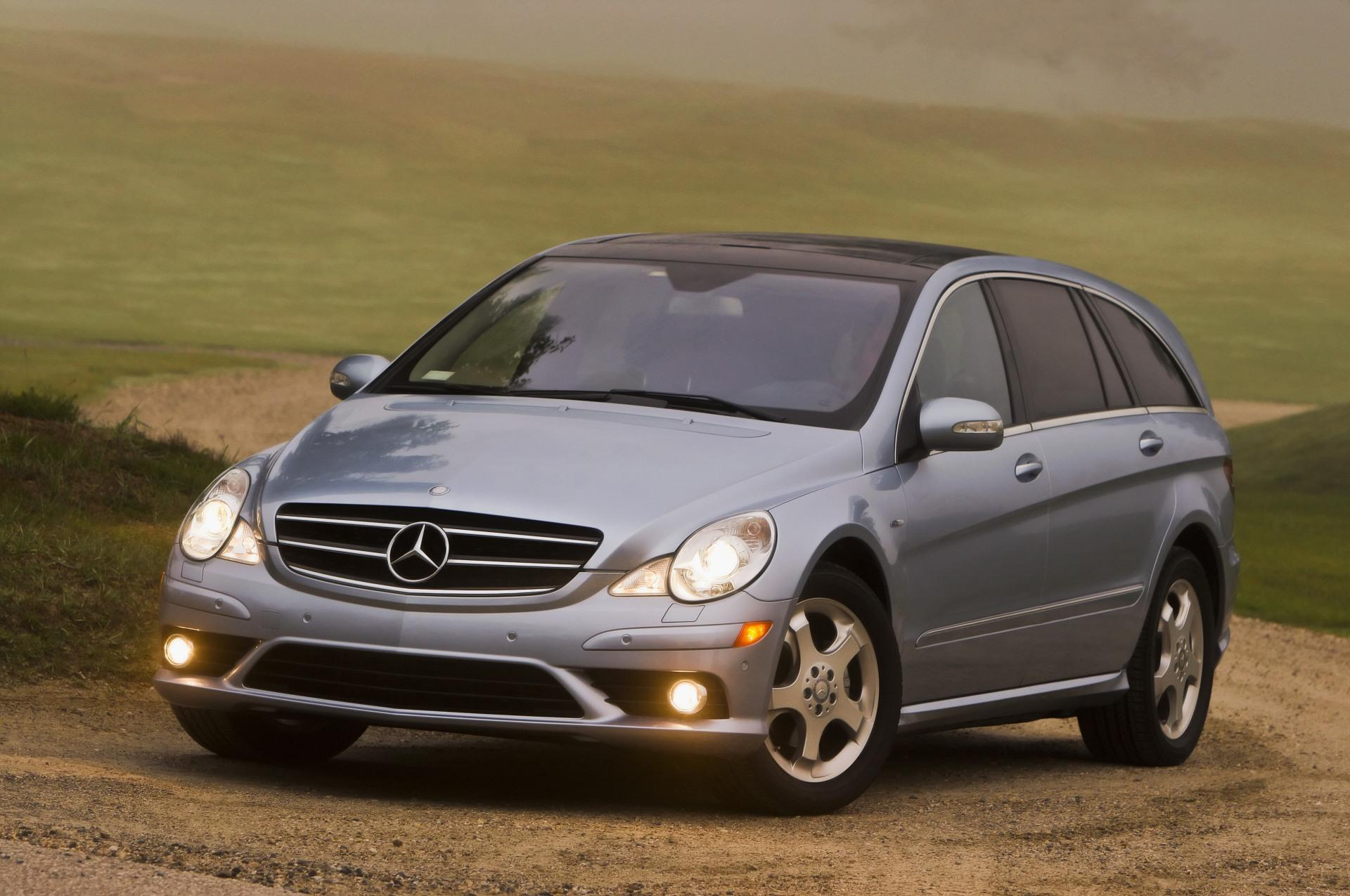 2009 mercedes benz r class news and information for 2008 mercedes benz r350 recalls