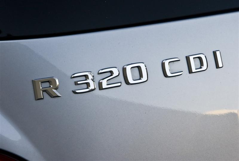 2009 Mercedes-Benz R Class