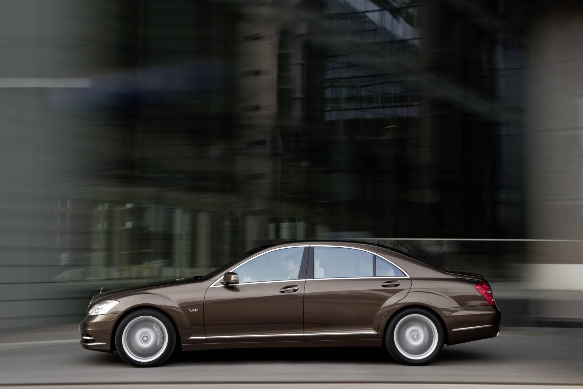 2013 Mercedes-Benz S600