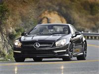2014 Mercedes-Benz SL-Class image.