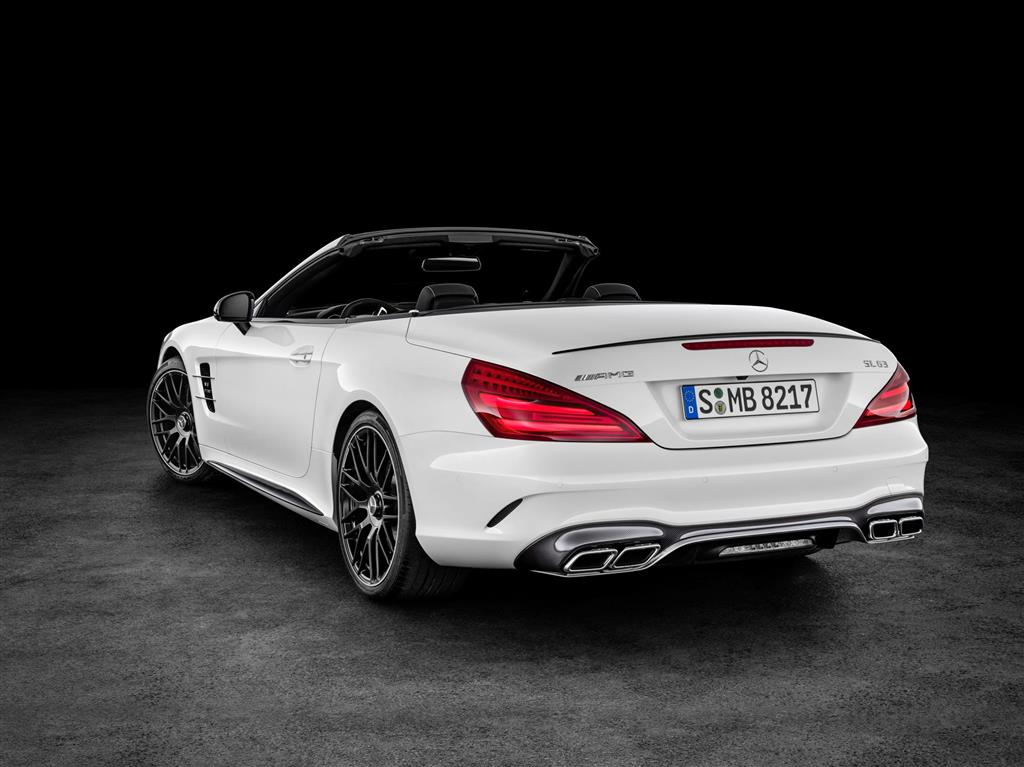 auction results and sales data for 2016 mercedes benz sl class. Black Bedroom Furniture Sets. Home Design Ideas