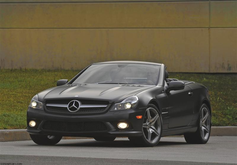 2011 Mercedes-Benz SL550 Night Edition