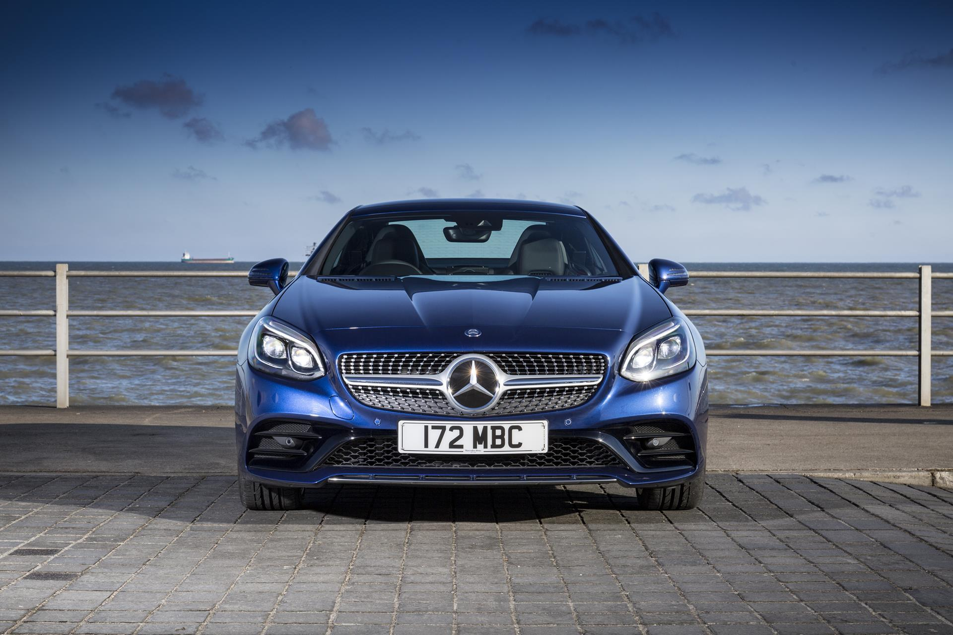 2017 mercedes benz slc 180 news and information for Slc mercedes benz