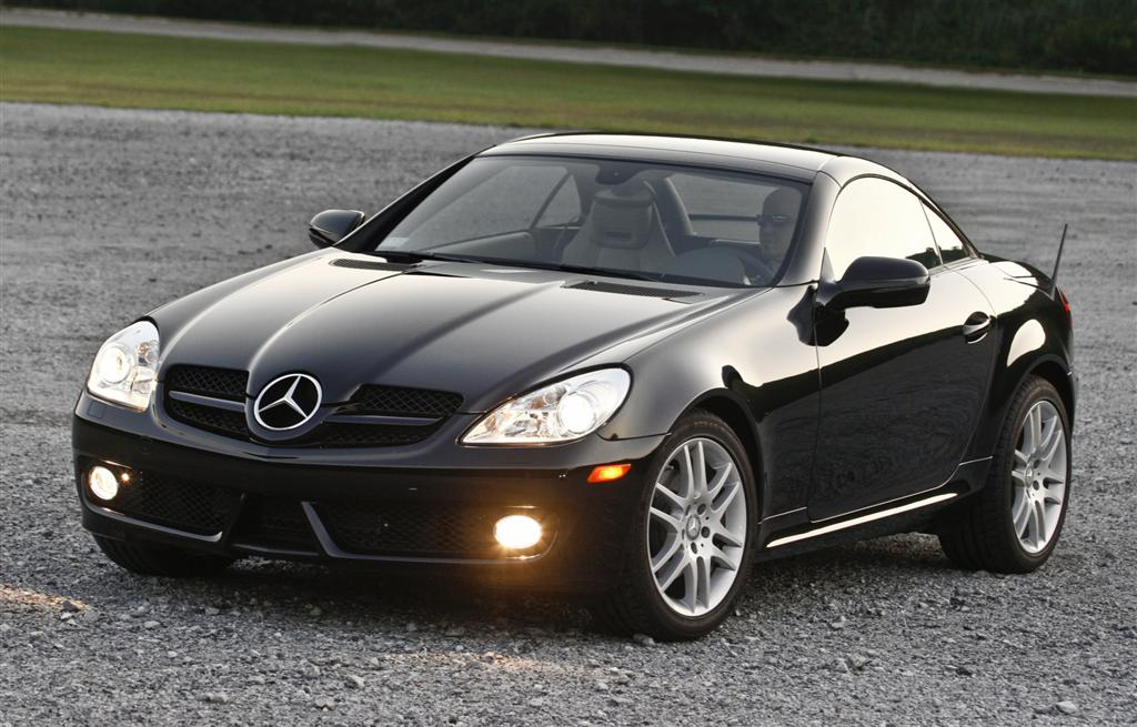 2011 mercedes benz slk class news and information. Black Bedroom Furniture Sets. Home Design Ideas