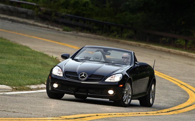 2011 Mercedes-Benz SLK-Class