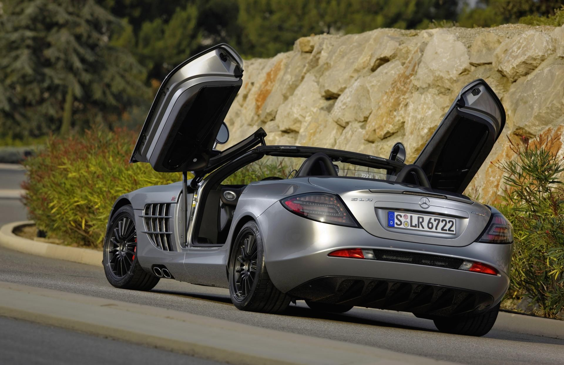 2009 Mercedes Benz Slr Stirling Moss Image Photo 28 Of 77