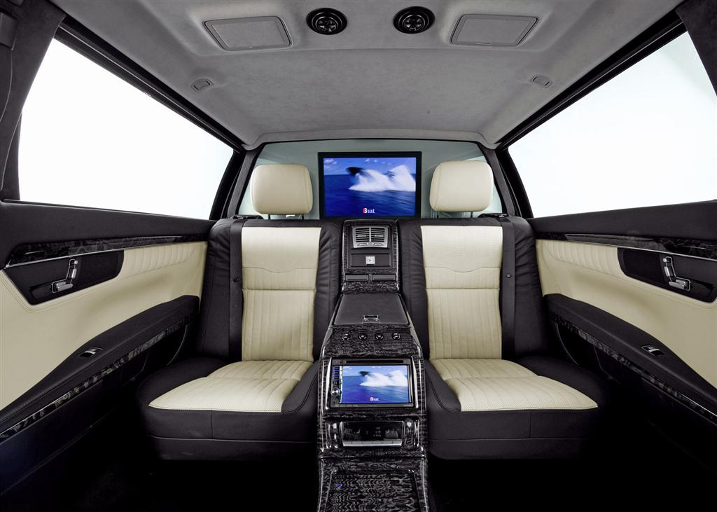 Auction Results and Sales Data for 2008 Mercedes-Benz S 600 Guard ...