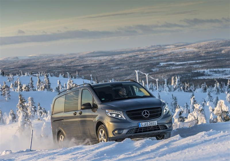 2015 Mercedes Benz Vito News And Information