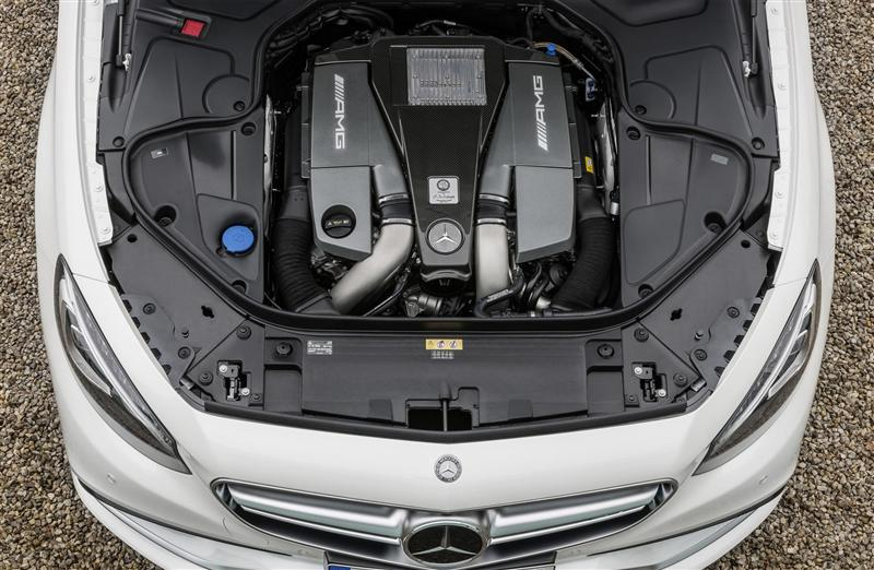 2015 Mercedes-Benz S63 AMG 4MATIC