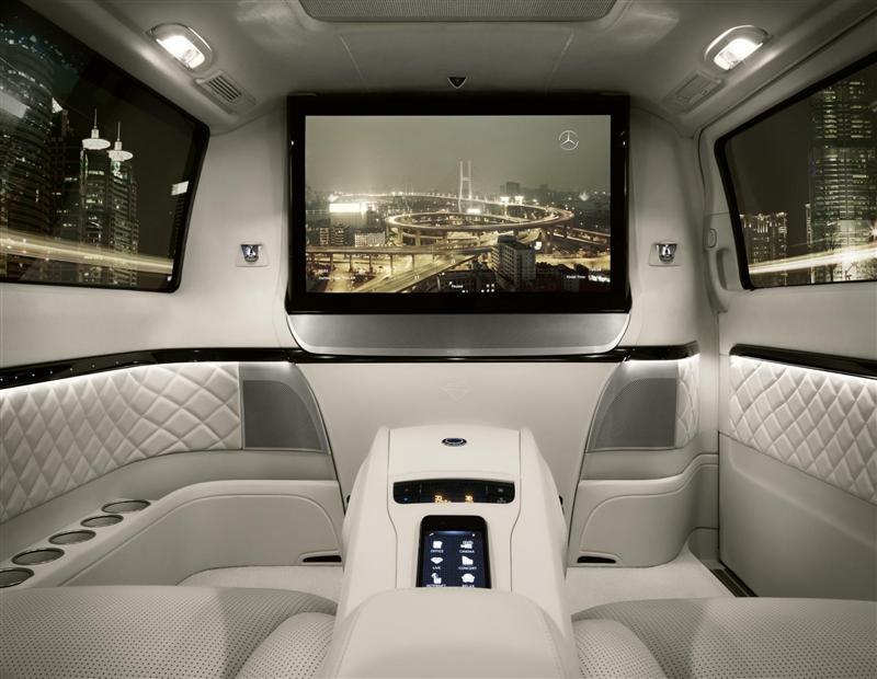 2012 Mercedes Benz Viano Vision Diamond News And Information
