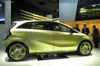 2009 Mercedes-Benz BlueZERO Concept