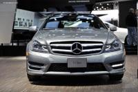 2012 Mercedes-Benz C-Class image.