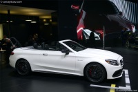 Image of the C63 AMG Cabriolet