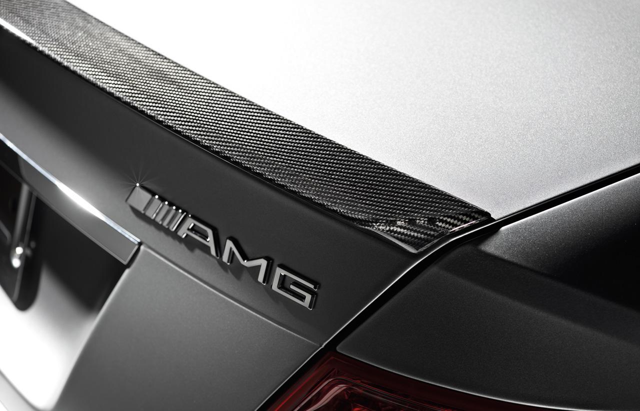 2011 Mercedes-Benz C63 AMG Affalterbach Edition
