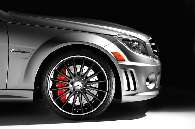 2011 Mercedes-Benz C63 AMG Affalterbach Edition