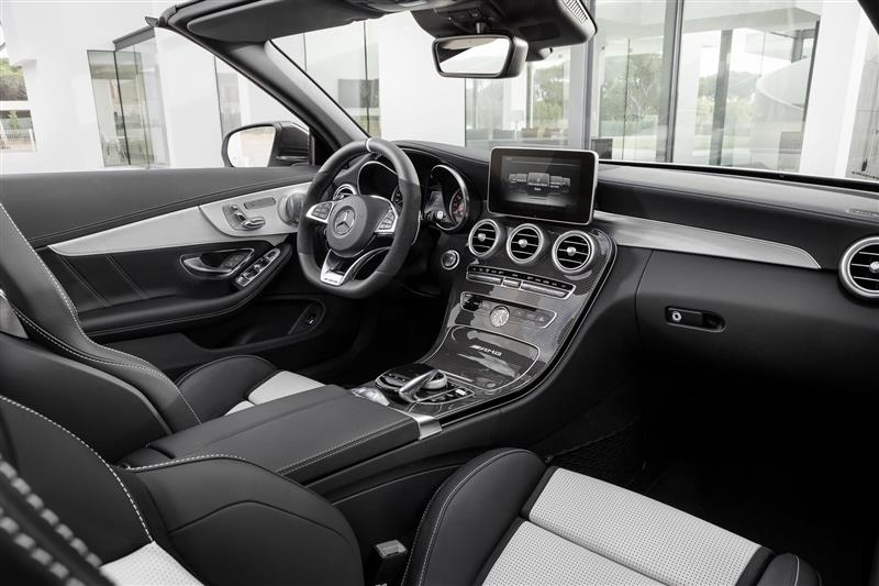 2017 Mercedes-Benz C63 AMG Cabriolet
