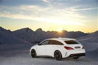 2015 Mercedes-Benz CLA 45 AMG Shooting Brake