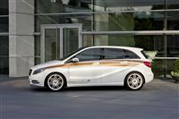 Popular 2012 Concept B-Class E-CELL PLUS Wallpaper