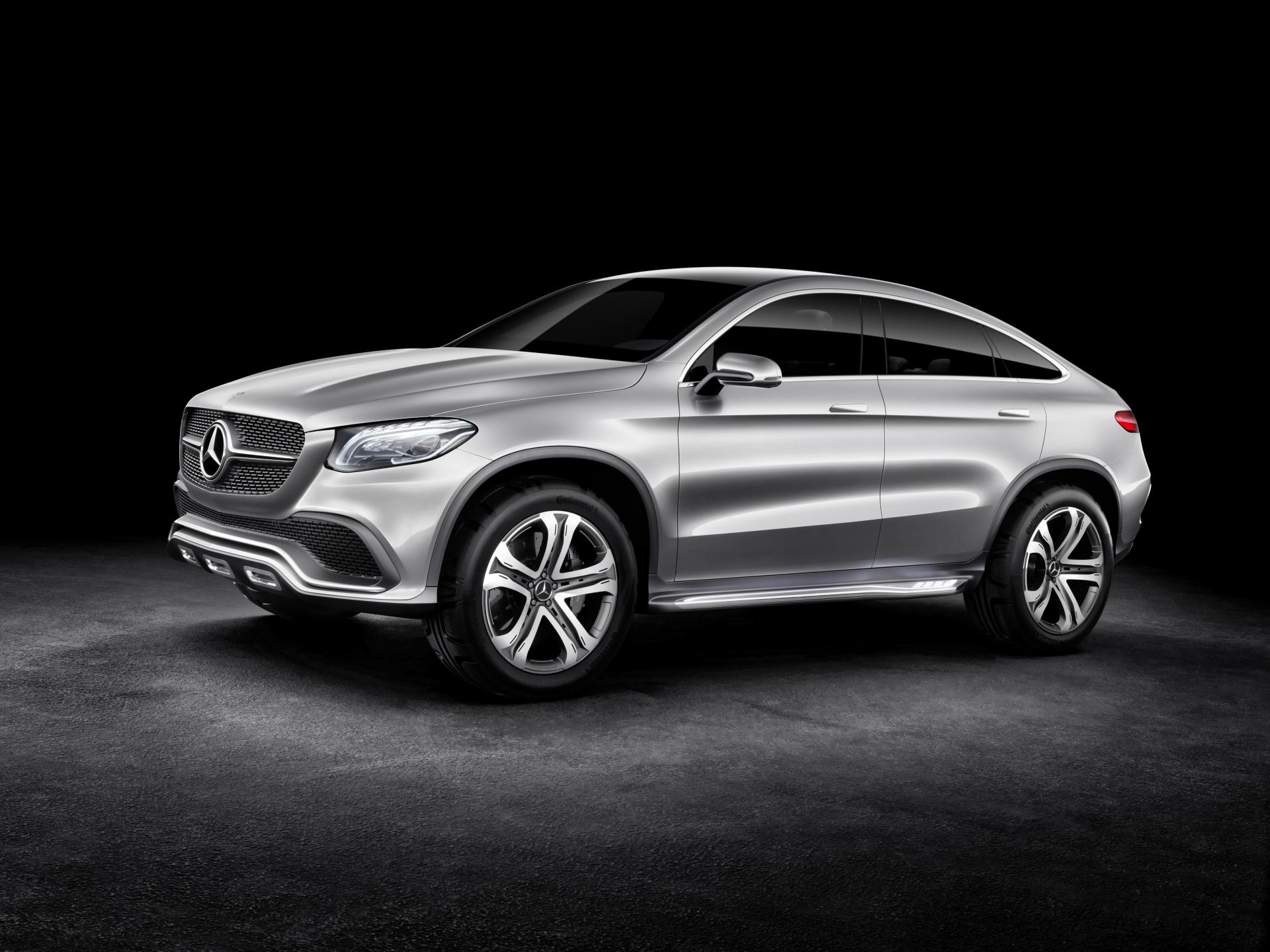 2014 Mercedesbenz Concept Coupe Suv News And Information Research And Pricing