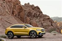 2015 Mercedes-Benz GLC Coupe Concept image.