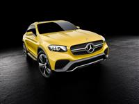 2015 Mercedes-Benz GLC Coupe Concept