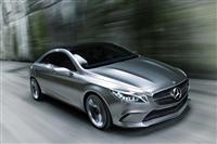 2012 Mercedes-Benz Concept Style Coupé image.
