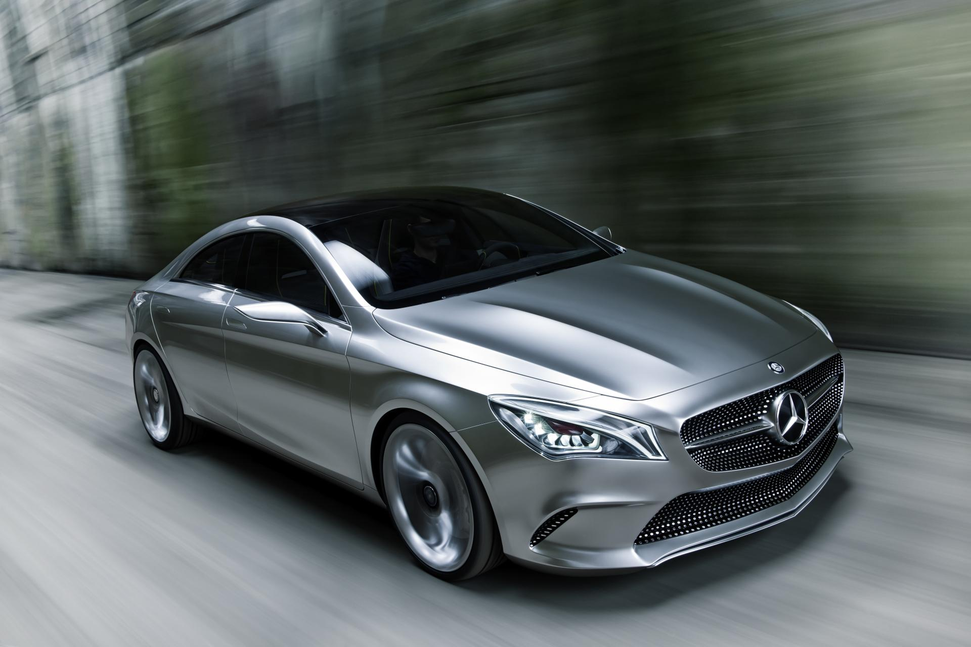 2012 mercedes benz concept style coup news and