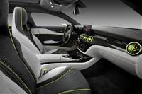 2012 Mercedes-Benz Concept Style Coupé