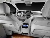 2015 Mercedes-Benz Concept V-ision e