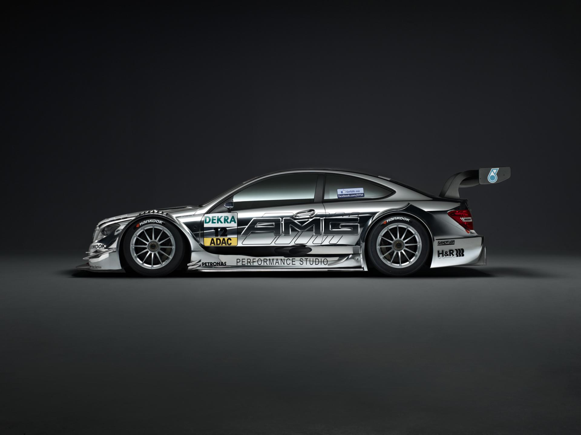 2012 Mercedes Benz Dtm Amg C Coup 233 News And Information