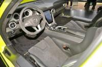 2010 Mercedes-Benz SLS AMG E-Cell Prototype