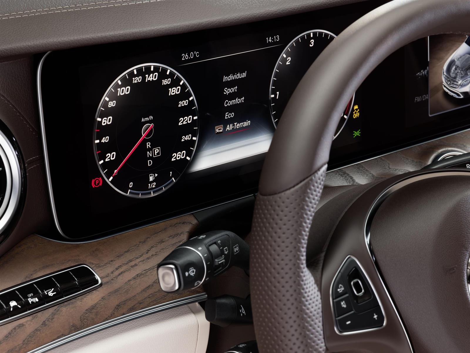 2016 Mercedes-Benz E-Class All-Terrain