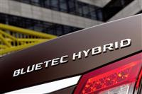 2013 Mercedes-Benz E 300 BlueTEC HYBRID