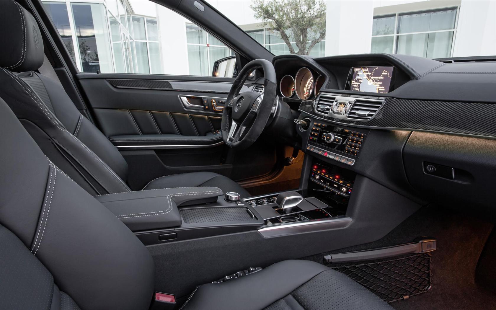 2014 Mercedes-Benz E63 AMG S-Model