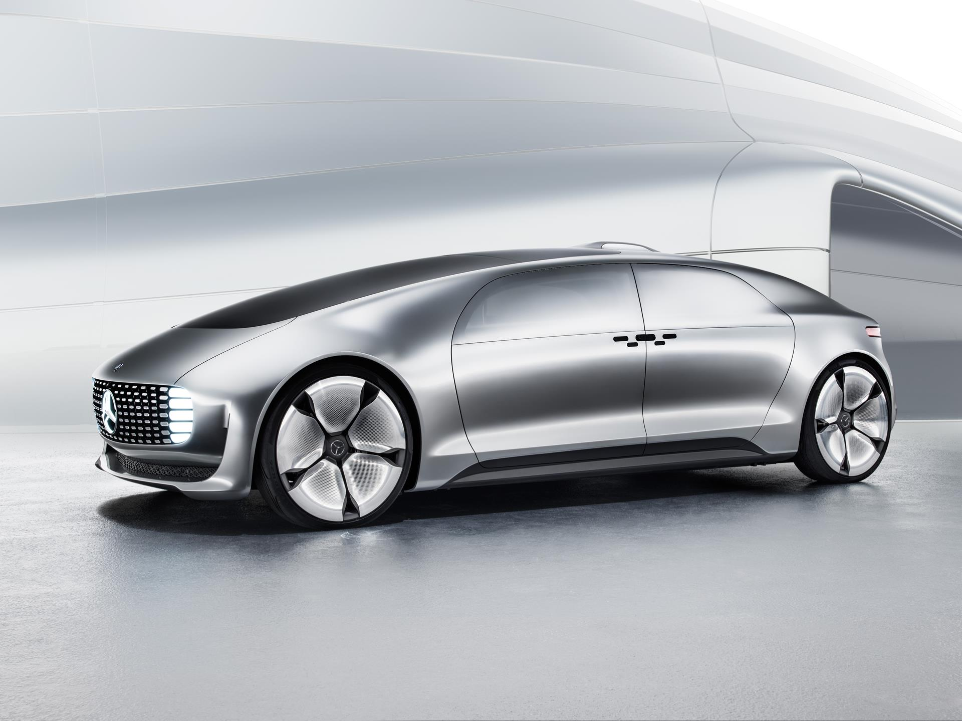 2015 Mercedes Benz F 015 Luxury In Motion Concept News And