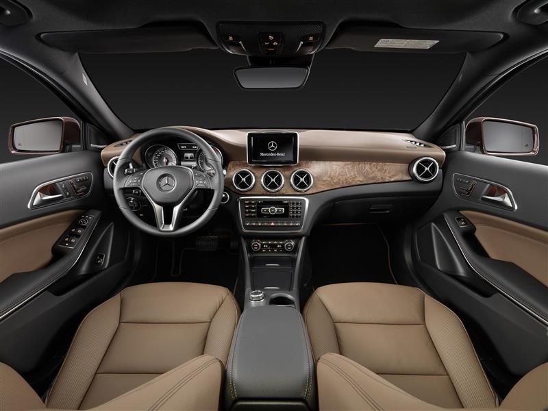 2016 Mercedes Benz Gla Cl
