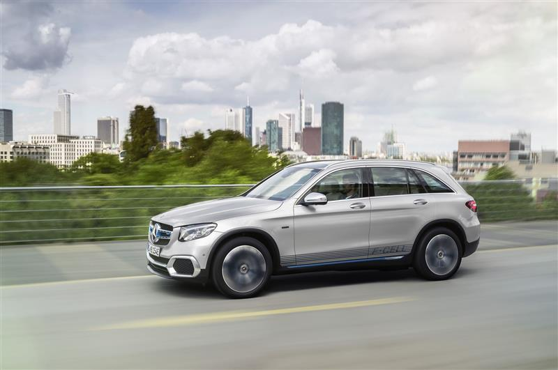Mercedes-Benz GLC F-CELL pictures and wallpaper