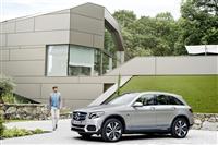 2017 Mercedes-Benz GLC F-CELL