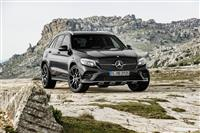 2016 Mercedes-Benz GLC43 image.