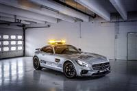2015 Mercedes-Benz AMG GT S Safety Car image.