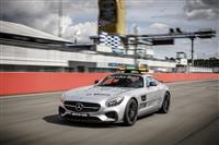 2015 Mercedes-Benz AMG GT S Safety Car