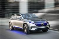 2016 Mercedes-Benz Generation EQ Concept image.