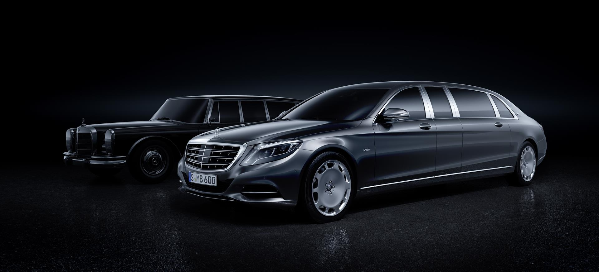 2015 mercedes benz maybach pullman news and information. Black Bedroom Furniture Sets. Home Design Ideas