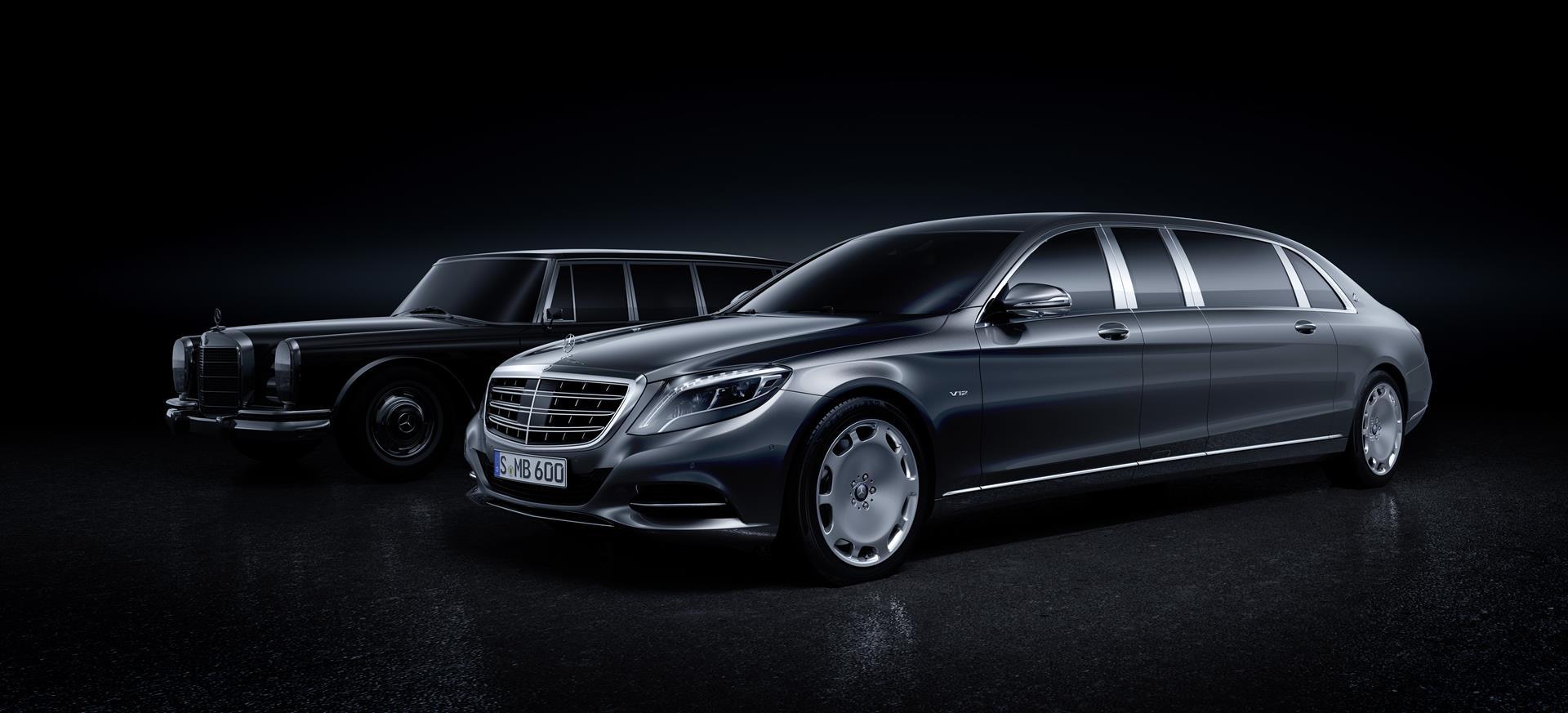 2015 mercedes benz maybach pullman for Mercedes benz vehicle