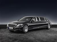 2016 Mercedes-Benz Maybach S 600 Pullman Guard image.