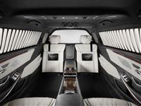 2016 Mercedes-Benz Maybach S 600 Pullman Guard thumbnail image