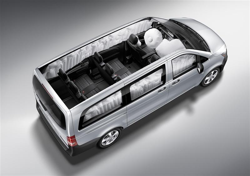 2015 Mercedes Benz Metris Image