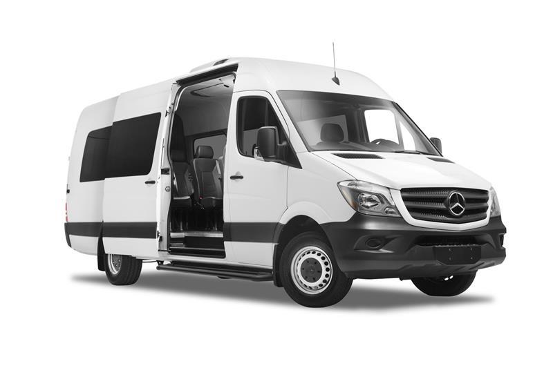 2016 Mercedes-Benz Metris WORKER