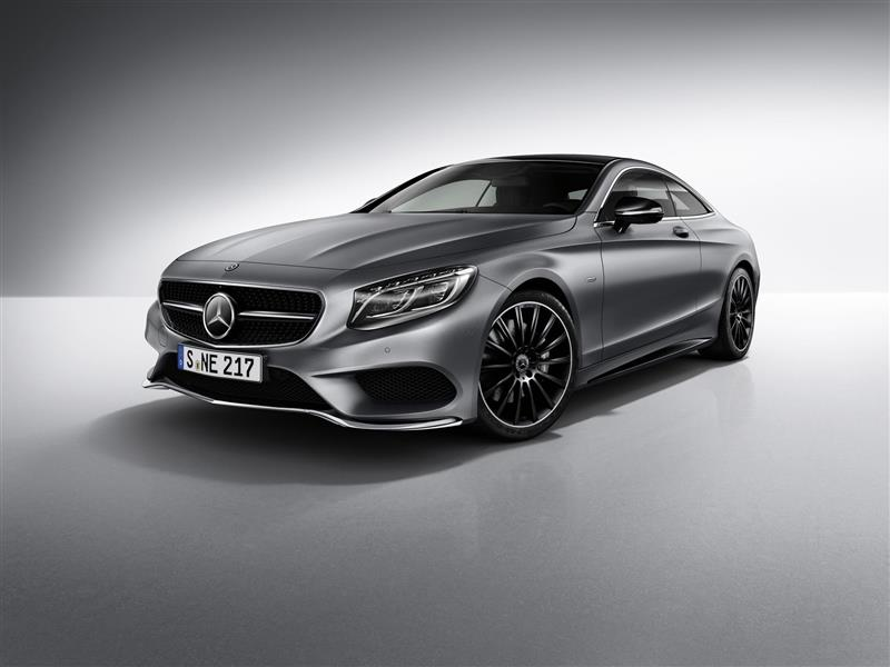 2017 Mercedes-Benz S Class Coupe Night Edition
