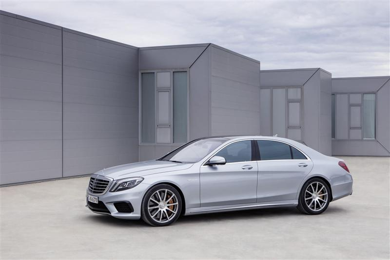 Marvelous 2014 Mercedes Benz S63 AMG 4MATIC